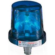 Federal Signal 225-120B Rotating Light, 120VAC, Blue