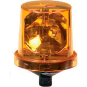 Federal Signal 225X-120A Rotating Light, 120VAC, Hazardous Location, Amber
