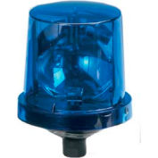Federal Signal 225X-120B Rotating Light, 120VAC, Hazardous Location, Blue