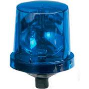 Federal Signal 225X-120B Rotating Light, 120VAC, Hazardous Location, Blue