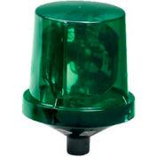 Federal Signal 225X-120G Rotating Light, 120VAC, Hazardous Location, Green