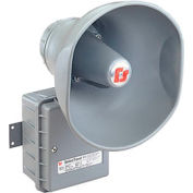 Federal Signal 300GCX-120 SelecTone; signal, 120VAC, hazardous location, gain control