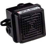 Federal Signal 350WB-120 Horn, 120VAC, weatherproof back box