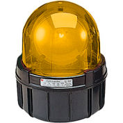 Federal Signal 371LED-120A Rotating LED light, 120VAC, Amber