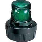 Federal Signal AV1ST-024G Light/sounder combination, strobe, 24VDC, Green
