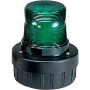 Federal Signal AV1ST-120G Light/sounder combination, strobe, 120VAC, Green
