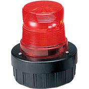Federal Signal AV1ST-120R Light/sounder combination, strobe, 120VAC, Red