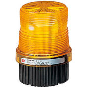 Federal Signal FB2PST-120A Strobe, 120VAC, pipe/surface mount, Amber