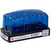 Federal Signal LP1-024B Strobe, 24VDC, Blue