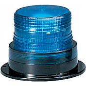 Federal Signal LP6-120B Strobe, 120VAC, Blue
