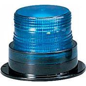 Federal Signal LP6-120B Strobe, 120VAC, Blue
