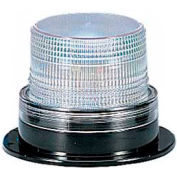 Federal Signal LP6-120C Strobe, 120VAC, Clear