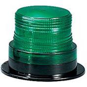 Federal Signal LP6-120G Strobe, 120VAC, Green
