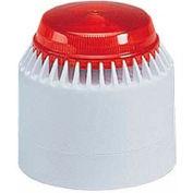Federal Signal LP7-18-30R Strobe/sounder, 18-30VDC, Red