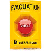 Push Station, Evacuation, Yellow