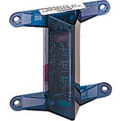 Federal Signal VALS-120B Strobe, 120VAC, Blue