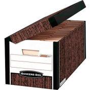 "Fellowes 00051 Systematic®, Letter Box, 25-1/2""L x 13""W x 10-3/8""H, Woodgrain - Pkg Qty 12"