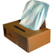 Fellowes® Powershred® Waste Bags, Office 810/460, 50/Roll