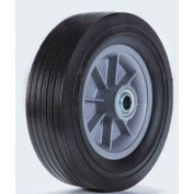 """Rubbermaid® 10"""" Wheel with Hardware Includes (1) 10"""" Wheel, (2) Washers, (1) Axle Nuts"""