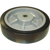 """Rubbermaid® 10"""" Wheel with Hardware Includes (1) Wheel, (2) Washers and (1) Axle Nut"""