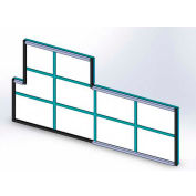 Sun Apl (Advanced Product Line) Fs-2525 Window Pane Filter, 10 Pack