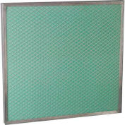 Filtration Group Air Filters FF-105010X10X0.5 10X10X0.5 Washable, Aluminum Frame W/25 PPI Foam Media