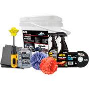 Flitz Professional Detailers Kit Bucket  - PDK 25503