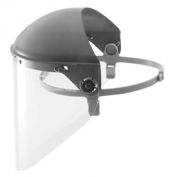 High Performance Protective Cap Faceshields, FIBRE-METAL F4400