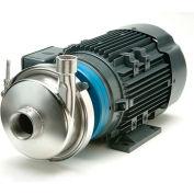 "Stainless Steel Centrifugal Pump - 4"" Impeller, 1HP, 1Ph TEFC Motor"