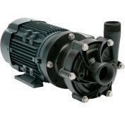 Finish Thompson DB10V-T-M207 PVDF Mag-Drive Pump 1-1/2HP,208-230/460V, 3 Phase,95 GPM