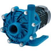 Finish Thompson DB15P-M209 Polypropylene Mag-Drive Pump 3HP,208-230/460V, 3 Phase,130 GPM