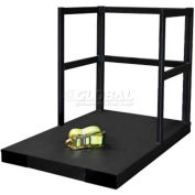 """Cylinder Pallet Stand, 32""""W x 48""""D x 38""""H, 12 Cylinder Capacity"""