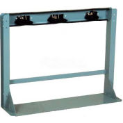 "Wall/Floor Stand, 39-3/4""W x 10-1/2""D x 30""H, 3 Cylinder Capacity"