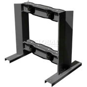 """Floor Stand, 24""""W x 32""""D x 30""""H, 4 Cylinder Capacity"""