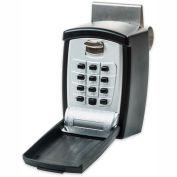 FJM Security KeyGuard Car Window Mount Key Storage Lock Box SL-591 - Keypad Lock, Holds 1-5 Keys