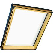 "Fakro 68766 Fixed Skylight FX-801, 48""Lx27""Wx10""H, LAM Glass, Wood"