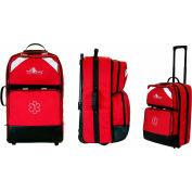 """Iron Duck® Ultra Roller Oxygen Bag - Red, 14""""W x 12""""D x 23""""H"""