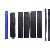 Iron Duck® Pedi XL Spine Board Replacement Straps - Black