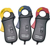 """Extech 382097 Current Clamp Probes, Proprietary, Plastic, 1.2""""L"""