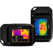 FLIR 72001-0101 C2 Pocket Portable Thermal Imaging Camera 80 x 60 Resolution