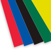 """Flipside Products 3/16"""" Foam Board Sheets, 30""""W x 20""""H, Assorted Colors, 25/Pk"""
