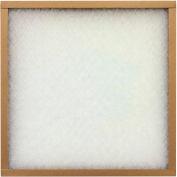 "Flanders 10055.011420 Standard Grade EZ Flow II Furnace Filter, 20"" x 14"" x 1"", 12/Pack - Pkg Qty 12"