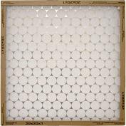 "Flanders 10155.021620 Flat Panel EZ Flow Standard Grade Furnace Filter, 20"" x 16"" x 2"", 12/Pack - Pkg Qty 12"