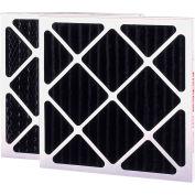 """Flanders 81255.012024 Pre Pleat Air Filter, 20"""" x 24"""" x 1"""", MERV 6 - Pkg Qty 12"""