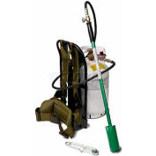 Weed Dragon® 100,000 BTU Backpack Torch Kit
