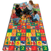Biblical Educational Rugs BIBLE BLOCKS 12X15