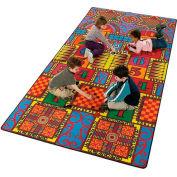 Children Educational RugsGAMES THAT TEACH 12X12