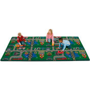 Children Educational Rugs PLACES TO GO 3X6