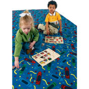 Children Educational Rugs SCRIBBLES 6X6
