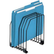 Fellowes Desktop Wire File Organizer Black